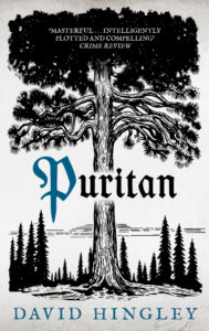 Front cover of Puritan by David Hingley